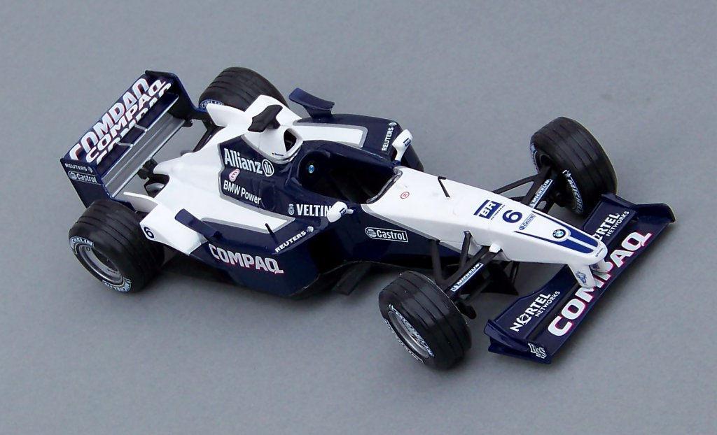 Pic:Williams FW23