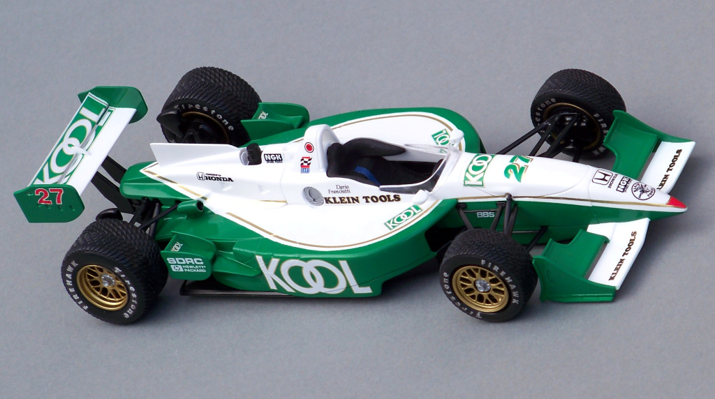 Pic:Team Green Reynard Honda