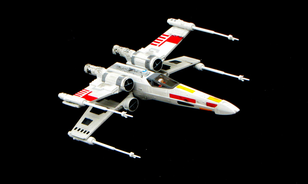 Pic:Revell X-Wing